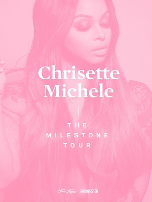 Chrisette Michele, Showbox Theater, Seattle