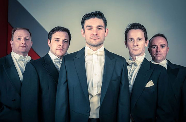 The Five Irish Tenors, CNU Ferguson Center for the Arts, Newport News