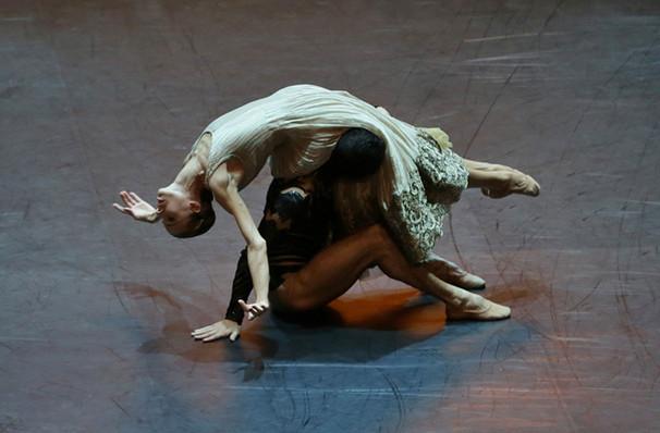 Malandain Ballet Biarritz Beauty the Beast, San Diego Civic Theatre, San Diego