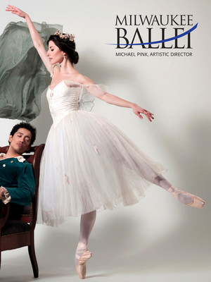 Milwaukee Ballet La Sylphide, Uihlein Hall, Milwaukee