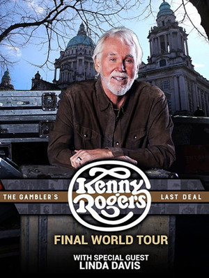 Kenny Rogers and Linda Davis, Pacific Amphitheatre, Costa Mesa