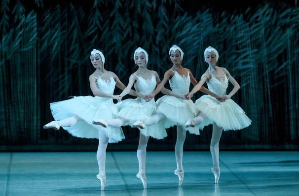 Perm Ballet Swan Lake, Salle Wilfrid Pelletier, Montreal