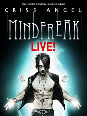 Criss Angel Mindfreak, Luxor Hotel and Casino, Las Vegas
