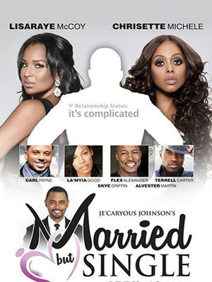 Je'caryous Johnson's Married But Single Too Poster