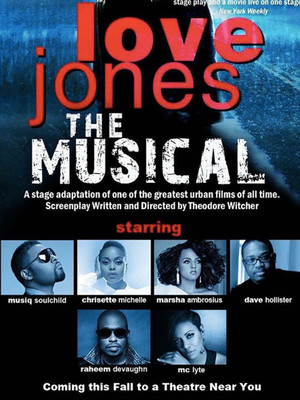 Love Jones The Musical at DTE Energy Music Center