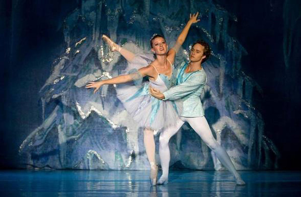 Central California Ballet - The Nutcracker's whistlestop visit to Fresno