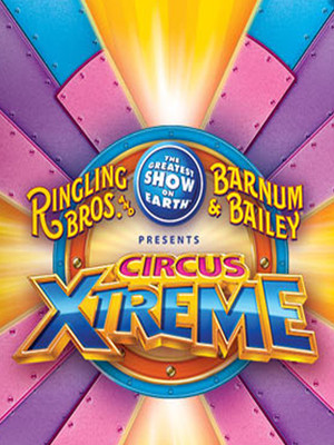 Ringling Bros. And Barnum & Bailey Circus at XL Center