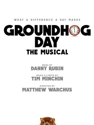 Groundhog Day at August Wilson Theater