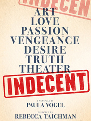 Indecent at Cort Theater