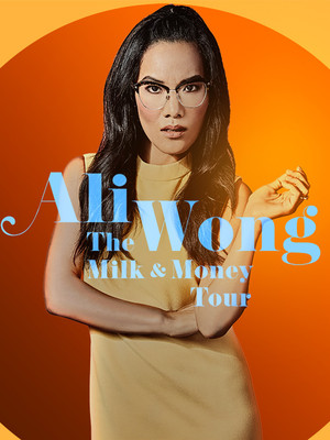 Ali Wong at Paramount Theatre