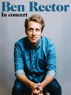 Ben Rector, Robinson Center Performance Hall, Little Rock