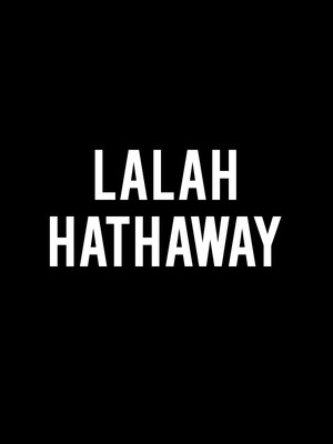 Lalah Hathaway, City Winery Nashville, Nashville