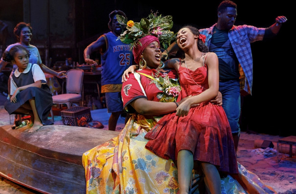 Once On This Island, Circle in the Square Theatre, New York