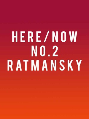 New York City Ballet: Here and Now No. 2 - Ratmansky at David H Koch Theater