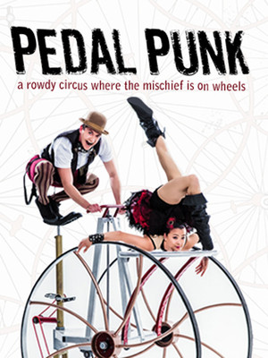 Cirque Mechanics Pedal Punk, Atwood Concert Hall, Anchorage