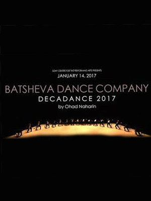 Batsheva Dance Company: Decadance at Sony Centre for the Performing Arts