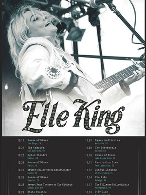 Elle King, The Moon, Tallahassee