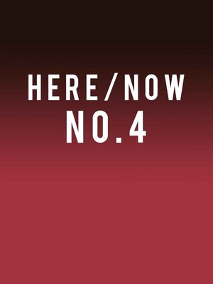 New York City Ballet: Here and Now No. 4 at David H Koch Theater