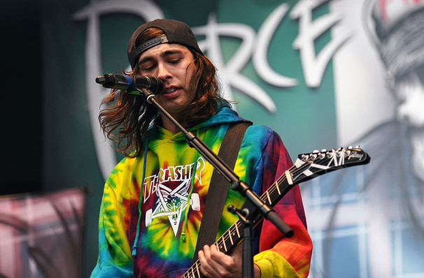 Pierce The Veil, Club XS, Tucson