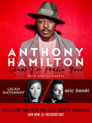 Lalah Hathaway Tour Detroit
