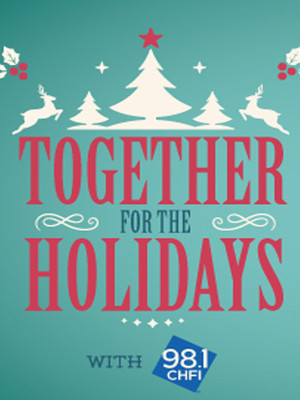 Together for the Holidays feat. Sarah McLachlan, Johnny Reid and Jordan Smith Poster