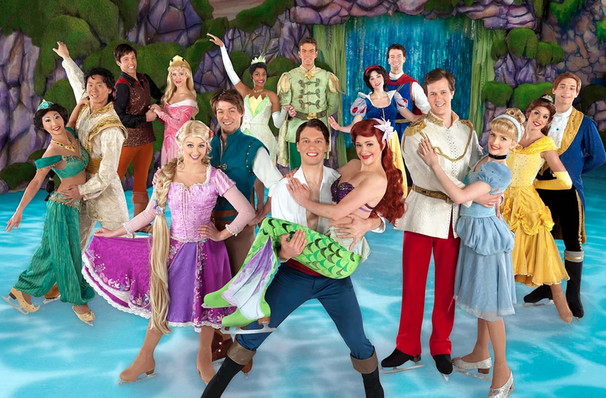 Disney On Ice Dream Big, Huntington Center, Toledo