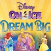 Disney On Ice Dream Big, Mississippi Coliseum, Jackson