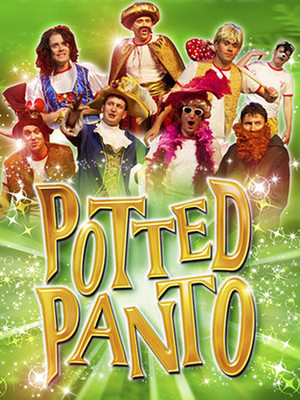 Potted Panto Poster