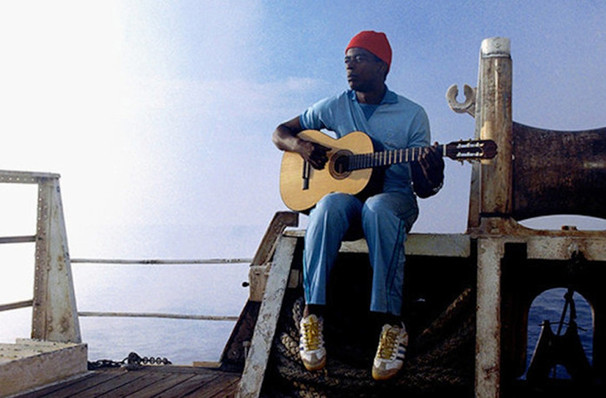 Seu Jorge, Eccles Theater, Salt Lake City