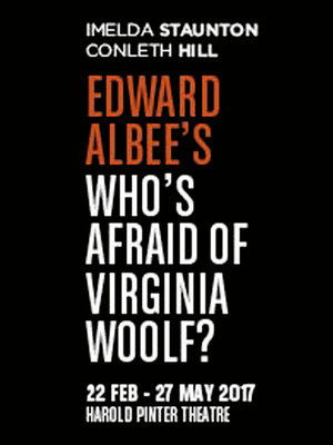 Who's Afraid of Virginia Woolf? at Harold Pinter Theatre