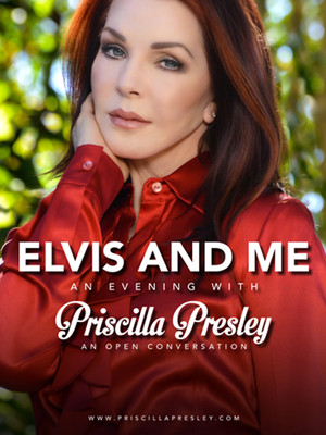 Priscilla Presley Poster