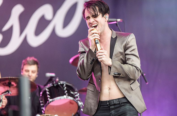 Panic at the Disco, Honda Center Anaheim, Los Angeles
