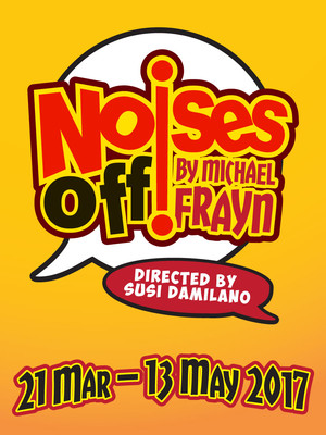 Noises Off, San Francisco Playhouse, San Francisco