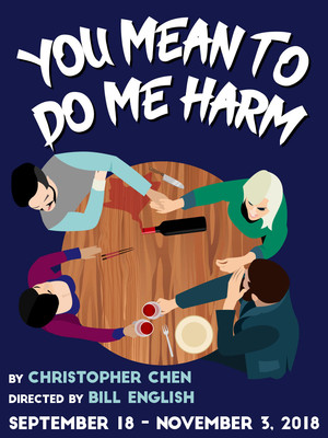 You Mean To Do Me Harm Poster