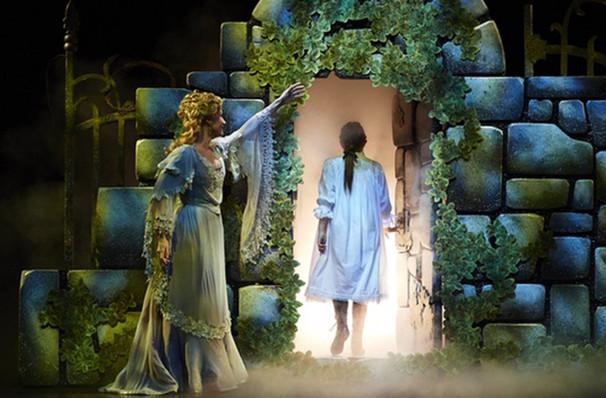 the secret garden stage theater denver co tickets information reviews - The Secret Garden Musical