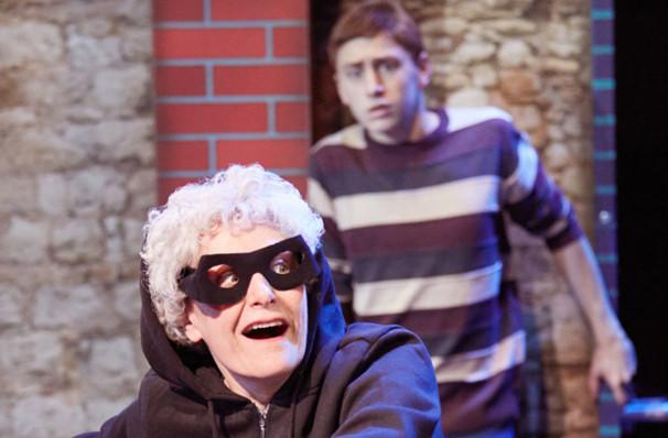 David Walliams Gangsta Granny, Richmond Theatre, London