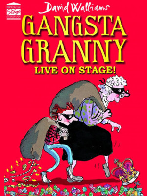 David Walliams' Gangsta Granny Poster