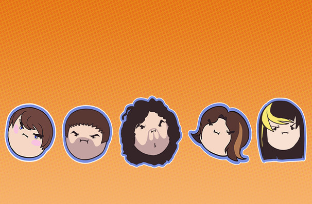 Game Grumps Live, Shubert Theatre, Boston