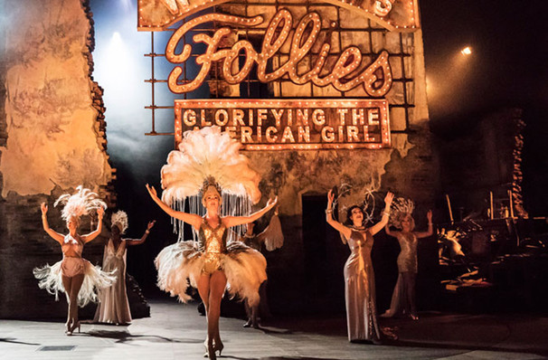 Follies, National Theatre Olivier, London