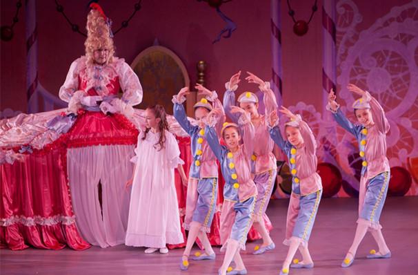 Indianapolis School of Ballet The Nutcracker, Murat Theatre, Indianapolis