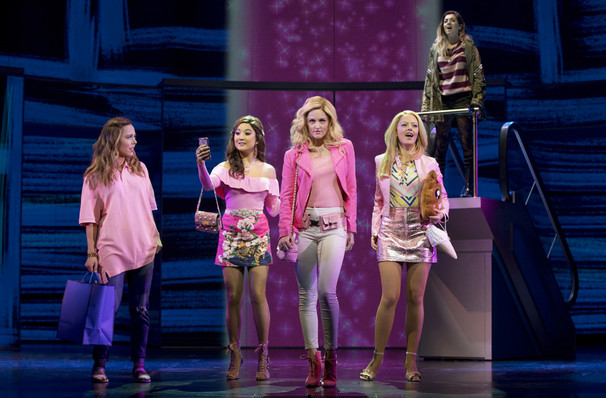 Mean Girls The Musical, National Theater, Washington