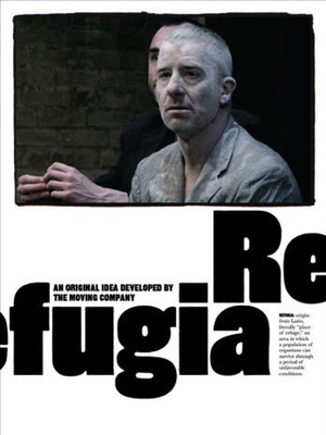 Refugia at Mcguire Proscenium Stage