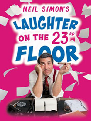 Laughter on the 23rd Floor Poster