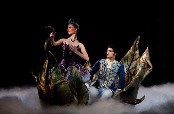 Sleeping Beauty, Capitol Theatre, Salt Lake City