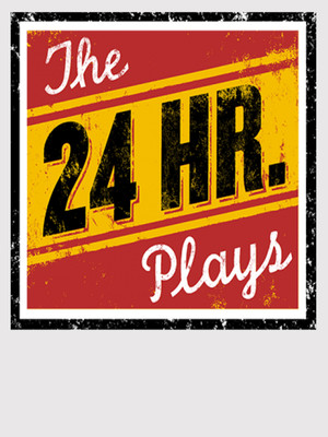 24 Hour Plays on Broadway Poster