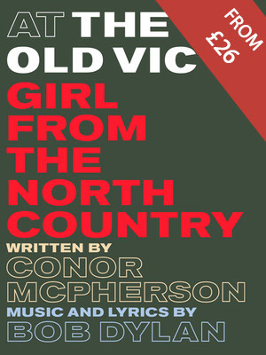 Girl from the North Country Poster