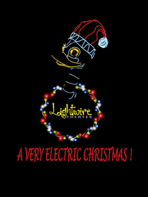 A Very Electric Christmas at Ruth Finley Person Theater