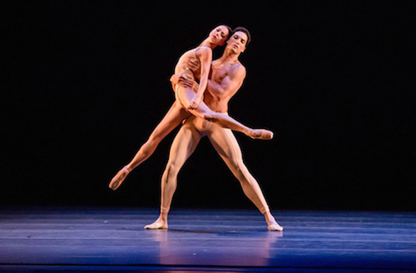 The Joffrey Ballet Game Changers, Auditorium Theatre, Chicago