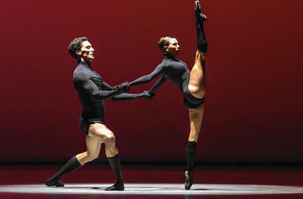 Joffrey Ballet Global Visionairies, Auditorium Theatre, Chicago