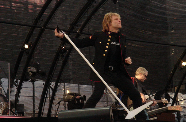 Bon Jovi, Enterprise Center, St. Louis